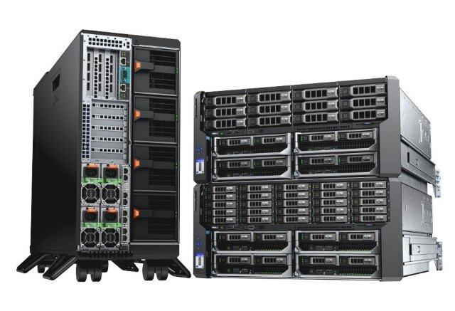 Dell Poweredge VRTX Shared Infrastructure Platform