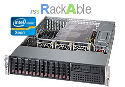 7SS Rackable 2U Performance Server