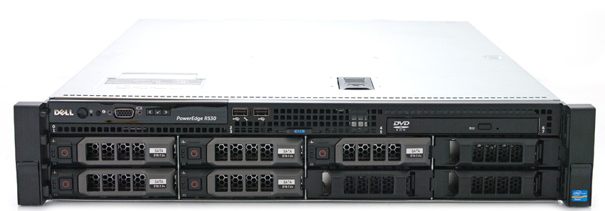 Dell PowerEdge R530 Rackmount Server – Customizable – Dual CPU