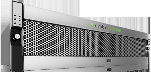 Nimble Storage CS300 Adaptive Flash Array Device