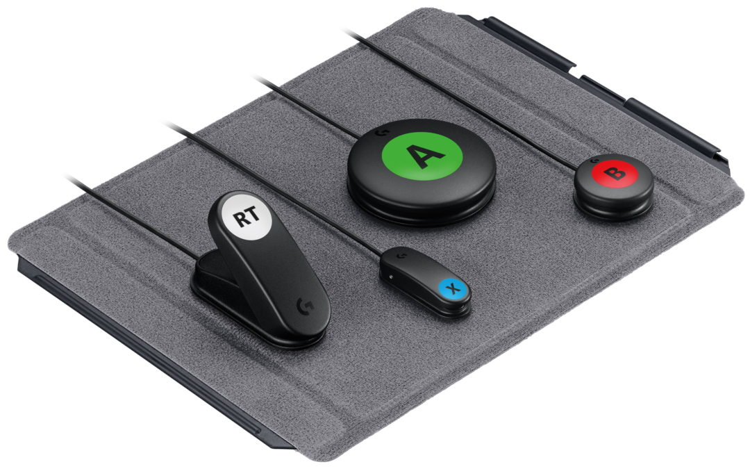 Logitech accessory kit makes the Xbox Adaptive Controller even more accessible