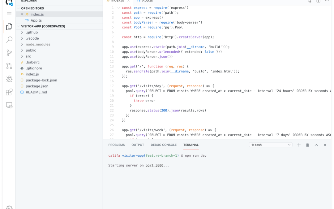 Github Gets A Built In Ide With Codespaces Discussion Forums And More 7 Server Solutions