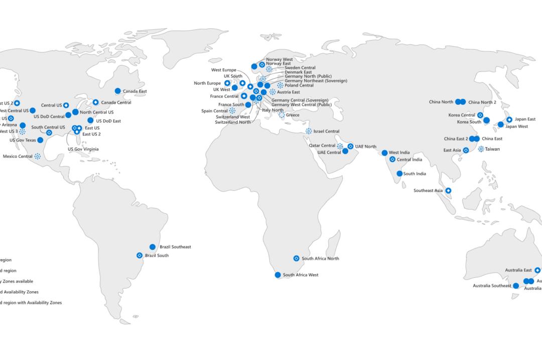 Microsoft announces its first Azure data center region in Denmark